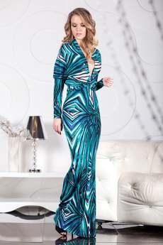 Длинное платье трансформер RUXARA
