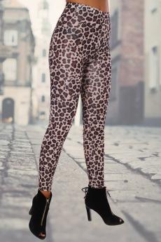 Леопардовые легинсы Натали