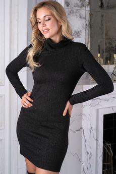Короткое платье лапша Look Russian